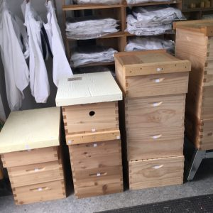 Langstroth Bee Box